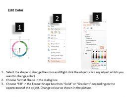 8086854 Style Circular Loop 9 Piece Powerpoint Presentation Diagram Infographic Slide