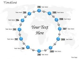 circular_business_timeline_roadmap_diagram_0114_Slide01