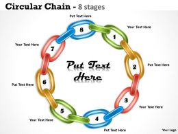 Circular Chain 8 stages