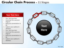circular_chain_flowchart_process_diagram_11_stages_Slide13