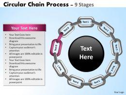 circular_chain_flowchart_process_diagram_9_stages_Slide10