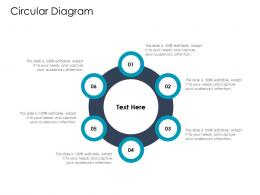 Circular Diagram Customer Retention Rate Optimization In Ecommerce Case Competition Ppt Icons
