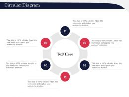 Circular Diagram L2145 Ppt Powerpoint Presentation Infographic Template Background