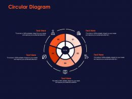 Circular Diagram Ppt Powerpoint Presentation Styles Infographics