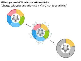 circular_flow_chart_converging_factors_5_stages_arrows_software_powerpoint_slides_Slide08