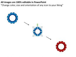 circular_gears_flowchart_process_diagram_stages_2_Slide11
