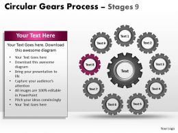 circular_gears_flowchart_process_diagram_stages_9_Slide09
