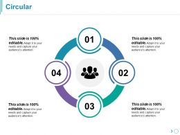 Circular Good Ppt Example