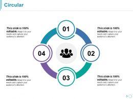 Circular Good Ppt Example