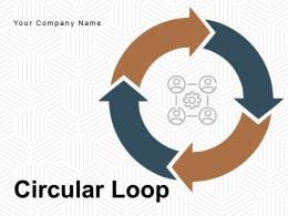 Circular Loop Successful Customer Service Through Business Strategy Development Product Lifecycle