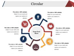Circular Powerpoint Slide Rules