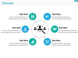 Circular Powerpoint Slide Show