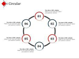 Circular Powerpoint Slides