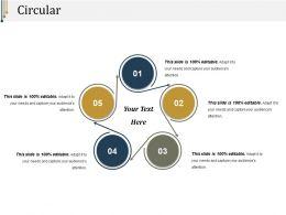 Circular Powerpoint Templates