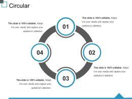 Circular Ppt Design Templates