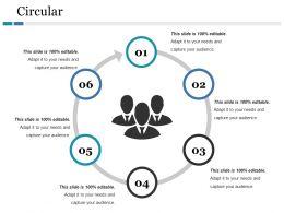 Circular Ppt File Background Image