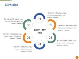 Circular Ppt Pictures Graphic Images