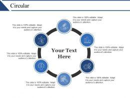 Circular Ppt Presentation Examples