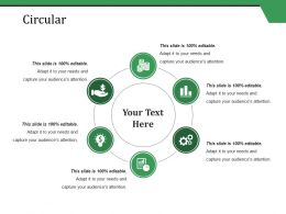 Circular Ppt Styles Pictures