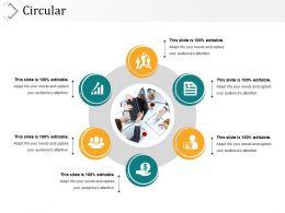 Circular Presentation Outline