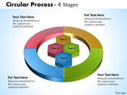 Circular Process 4 Stages 18