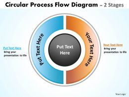 circular_process_flow_diagram_2_stages_Slide01
