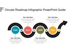 circular_roadmap_infographic_powerpoint_guide_Slide01