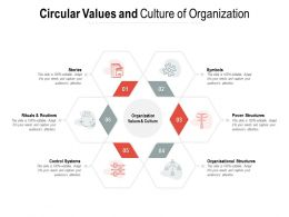 Circular Values And Culture Of Organization
