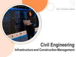 Civil Engineering Infrastructure And Construction Management Powerpoint Presentation Slides