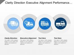 Clarity Direction Executive Alignment Performance Gap Strategic Team Structure