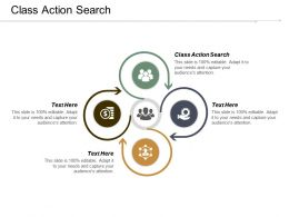 Class Action Search Ppt Powerpoint Presentation File Pictures Cpb