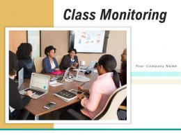 Class Monitoring Performance Business Employee Conferencing Progress Instructor