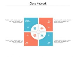 Class Network Ppt Powerpoint Presentation Outline Graphics Design Cpb