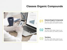 Classes Organic Compounds Ppt Powerpoint Presentation Show Graphics Download Cpb