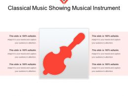 Classical Music Showing Musical Instrument