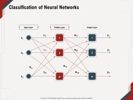 Classification Of Neural Networks Audiences M644 Ppt Powerpoint Presentation File Guide