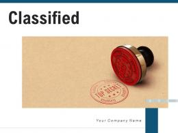 Classified Business Newspaper Symbol Executive Information Advertisements