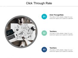 Click Through Rate Ppt Powerpoint Presentation Icon Cpb