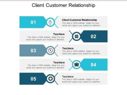 Client Customer Relationship Ppt Powerpoint Presentation Gallery Graphics Cpb