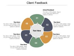 Client Feedback Ppt Powerpoint Presentation Gallery Graphics Download Cpb