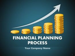 Client Financial And Budget Planning Process PowerPoint Presentation Slides