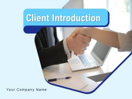 Client Introduction Business Service Timeline Process Growth Strategies