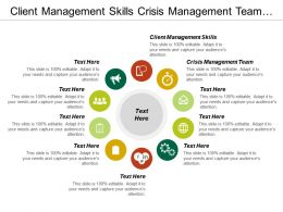 Client Management Skills Crisis Management Team Payroll Services