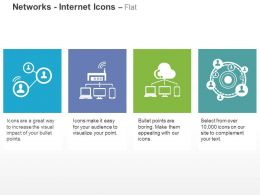 Client Network Cloud Computing Network Ppt Icons Graphics