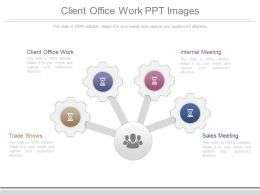 Client Office Work Ppt Images