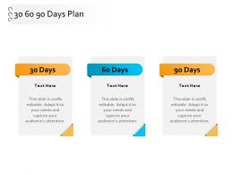 Client Onboarding Process Automation 30 60 90 Days Plan Ppt Powerpoint Presentation Outline
