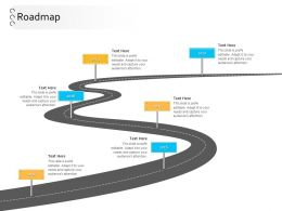 Client Onboarding Process Automation Roadmap Ppt Powerpoint Presentation Icon Graphics