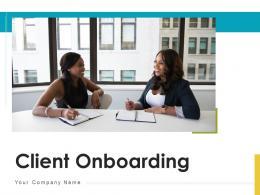 Client Onboarding Team Members Meeting Goals Roadmap Leadership