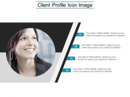 Client Profile Icon Image