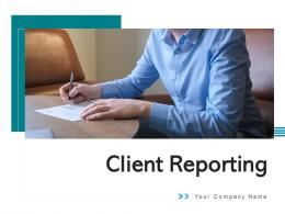 Client Reporting Content Management Data Collection Management System